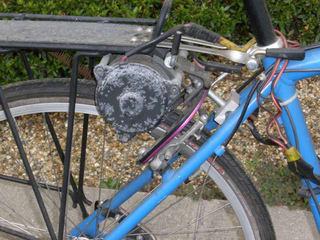 電動自転車が・・・・ - 自転車 ...