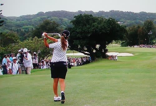 昨年5勝をあげて急成長した有村智恵さんも好調な出足です。 昨年賞金女王... 女子プロゴルフ開幕