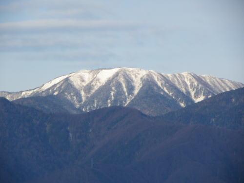 大滝山 2013/11/27