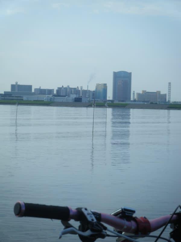 自転車道 大阪市 自転車道 : なにわ自転車道で大阪湾まで ...