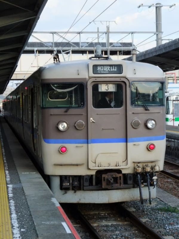113系JR西日本カラー