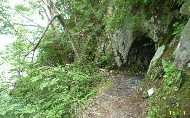 2番目のトンネル