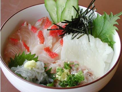 おまかせ海鮮丼金目スペシャル 1,980円