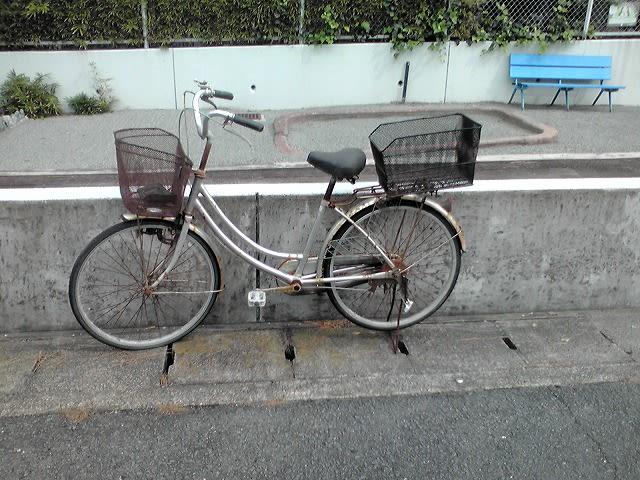 自転車の 放置自転車 警察 : 放置自転車 - 村越正海の釣り ...