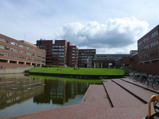 画像 : 筑波大学のキャンパス風...