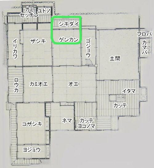 再現された江戸時代の七夕飾り