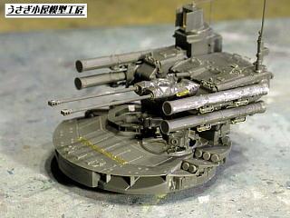火力支援戦闘車ターミネーター 5 - うさぎ小屋模型工房 工房日誌 ブログ ログイン ランダム