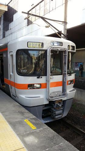 JR東海313系(5000番台)電車