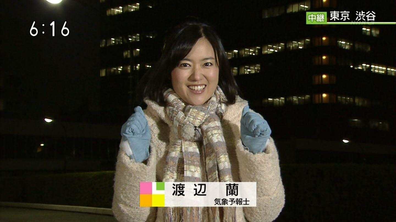 【おはよう日本】気象予報士・渡辺蘭さん Part26 [無断転載禁止]©2ch.net YouTube動画>8本 ->画像>992枚