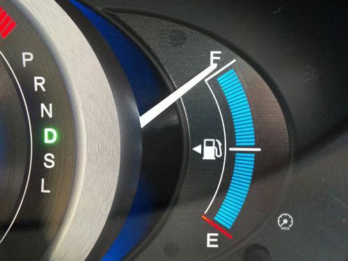 インサイトの燃料計