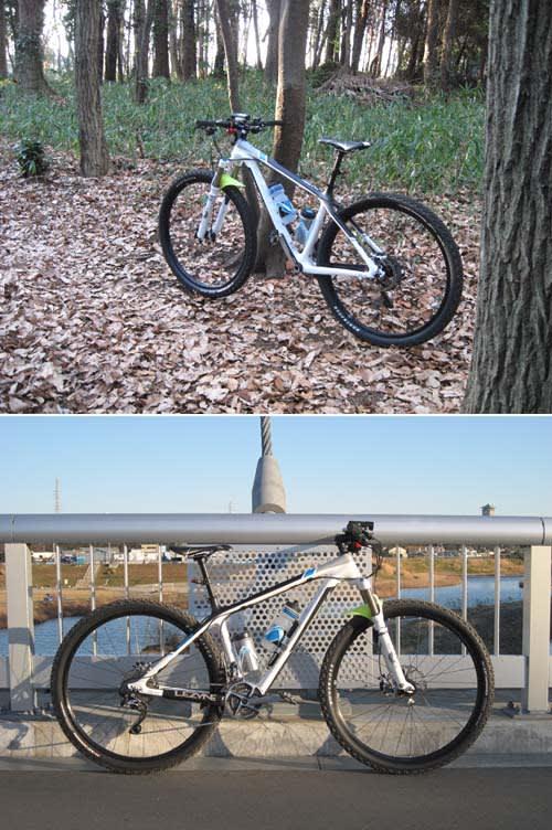 ... 29er - komezouの写真と自転車生活