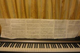 ピアノで劇的ビフォーアフターのテーマ曲、「匠」中級バージョンがなんとか... ピアノ~匠の中級バ