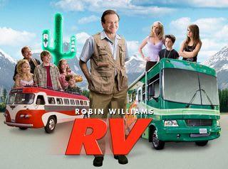 ロビンウィリアムズ主演のコメディロードムービー「RV」って映画。 日本... 映画「RV ロビン