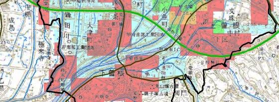 液状化地図