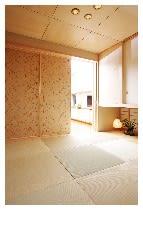 Akatuki House 竣工写真・親世帯