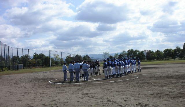2007年秋シーズン県大グランド最終戦