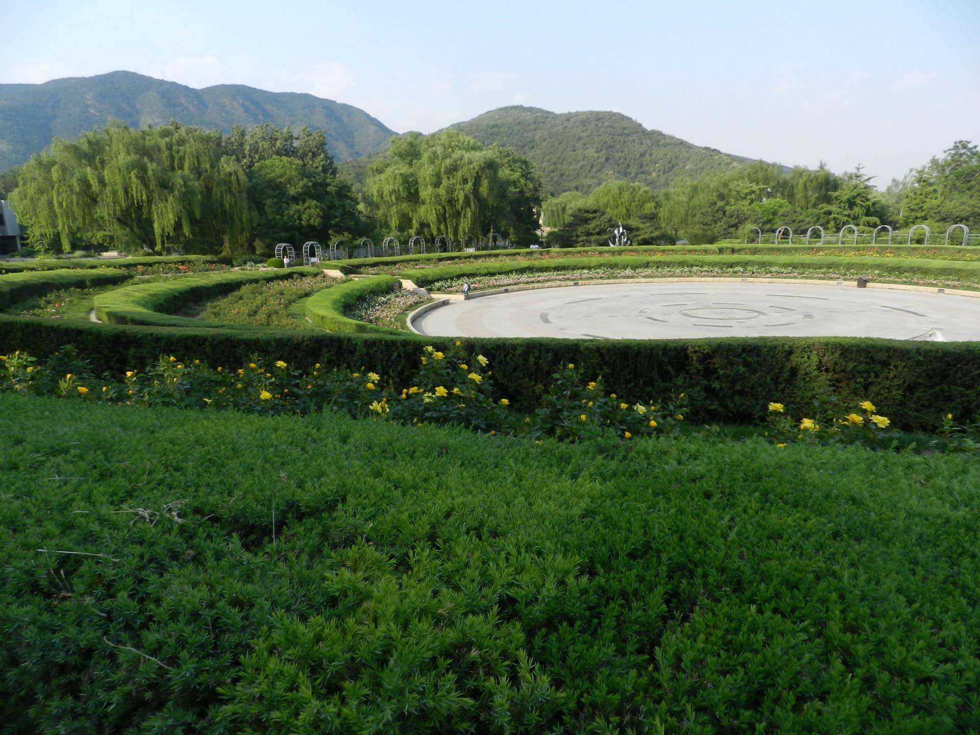 皆、緑の街を歩こう!「緑野町夫・歩子会」!(Photo編) - 中国 ...