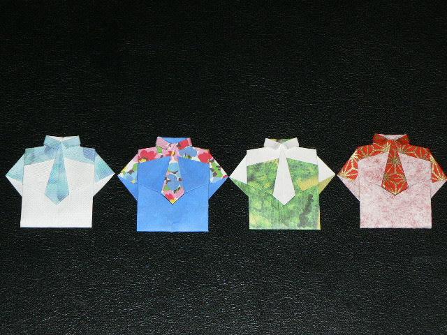 バラ 折り紙 折り紙 ネクタイ : blog.goo.ne.jp