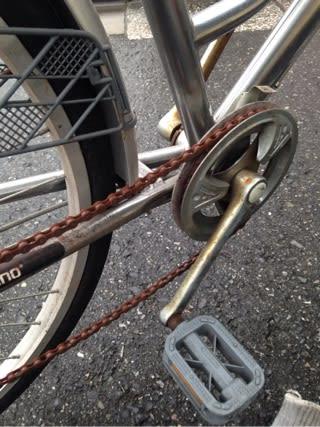 漕いでて重い - 自転車出張修理 ...