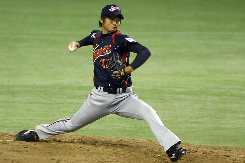 ■8番手・由規(東京ヤクルトスワローズ) ■9番手・山口俊(横浜ベイス... 26NPB選抜 v