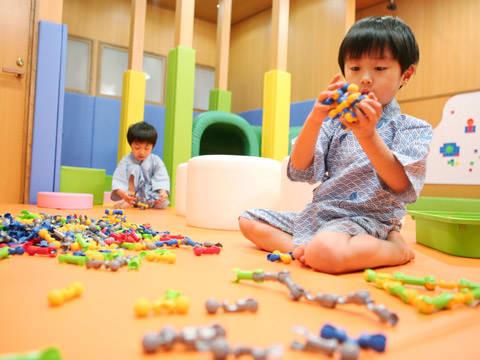 知育玩具 ブロック