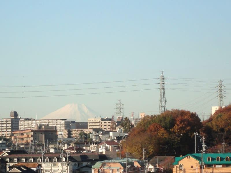 11月30日 富士山