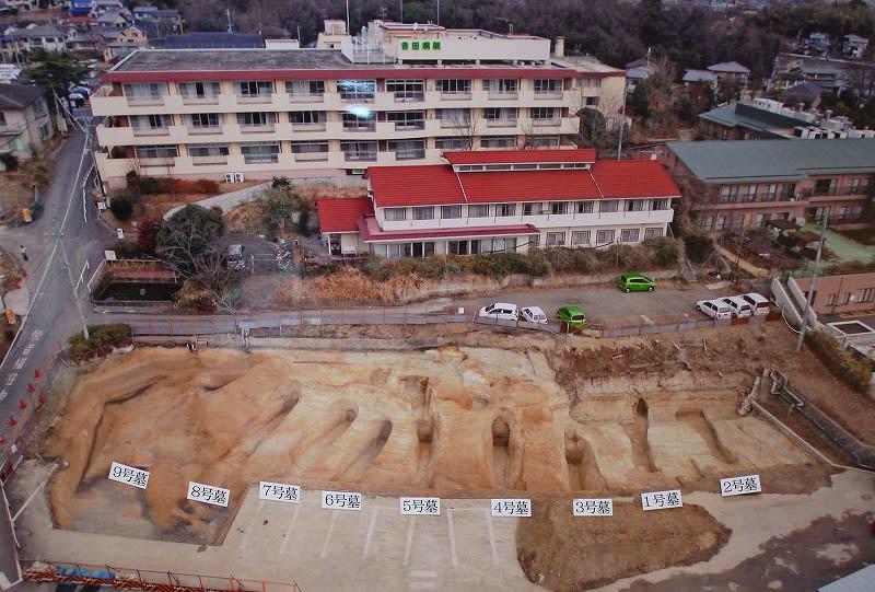 赤田横穴墓群
