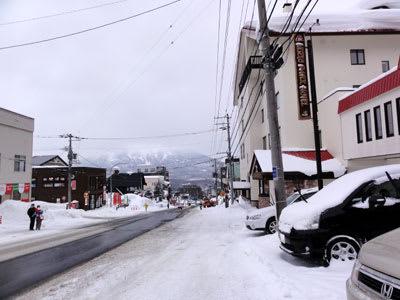 ニセコひらふスキー場