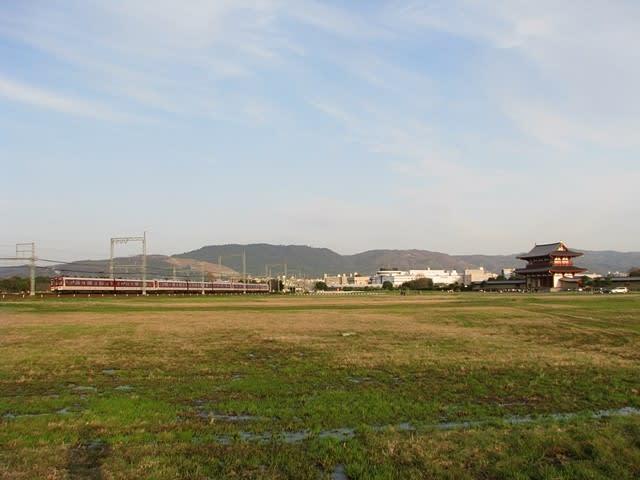 平城京旧跡