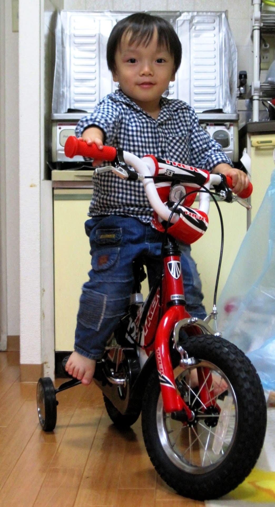 自転車の 5歳 自転車 人気 : ですし、確か僕も最初の自転車 ...