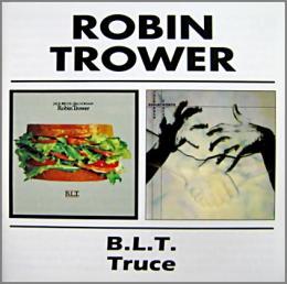 最近の収穫:ロビン・トロワー 「BLT/Truce」 - あるBOX(改)