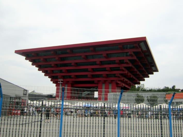 もし、中国の中国館に行かれる方。 上海万博では無く、「上海世博」です。... 中国上海 万博「中