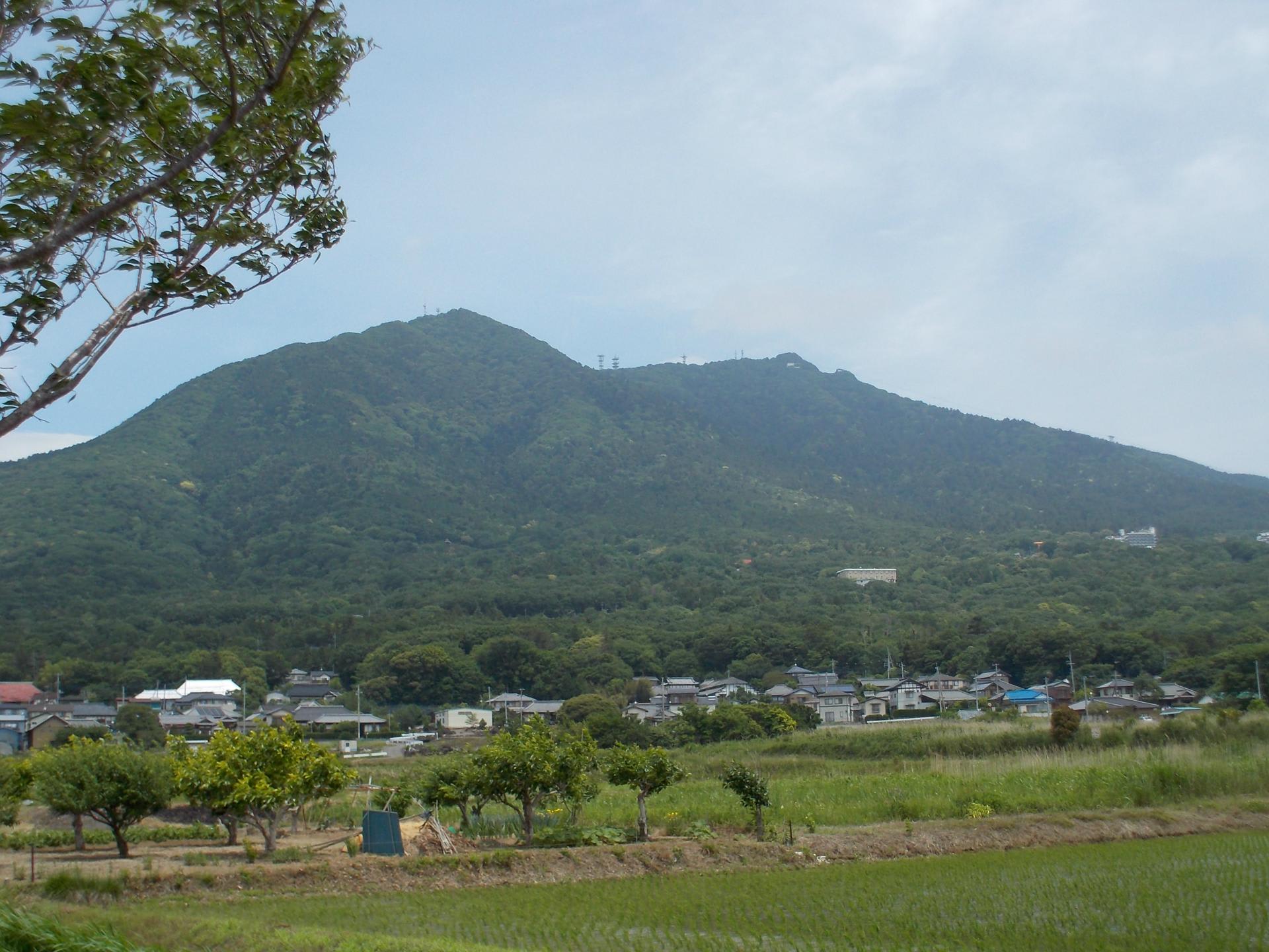 筑波山まで自転車を漕いでみた ...
