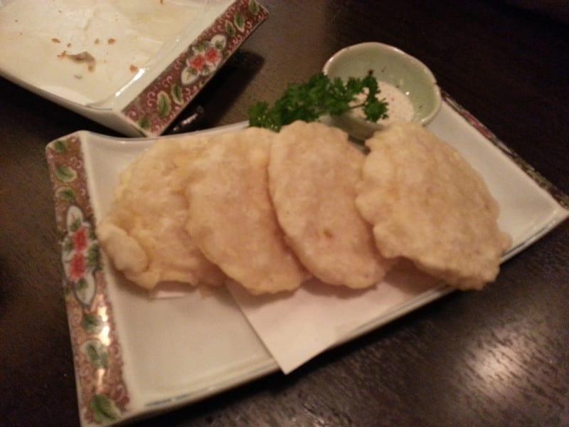 そして広島で食らう