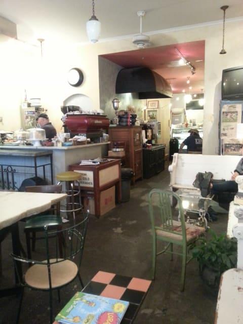 なつかしのCupcake Cafe