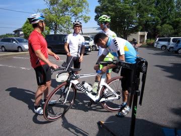 自転車の 自転車 足首 角度 : もう、皆して見栄張り~なん ...
