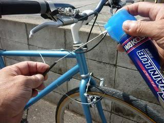 ... の 取り付け - Kinoの自転車日記