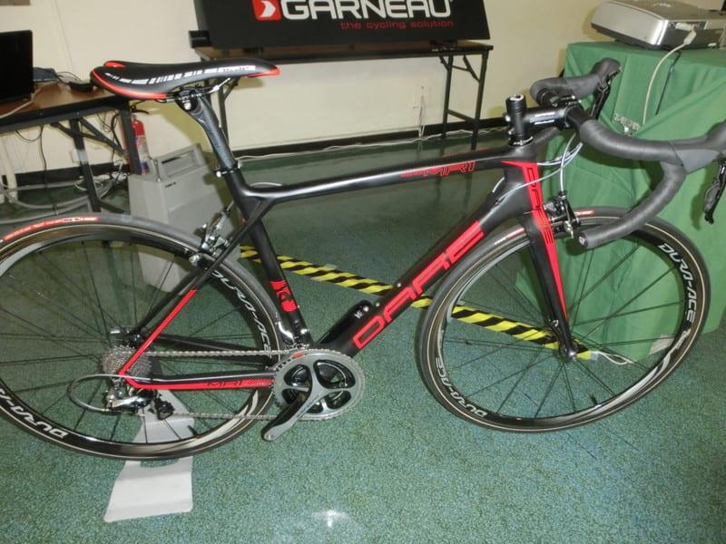 自転車の 自転車 ディスクブレーキ 台座 種類 : 新ブランドが日本上陸。DARE ...