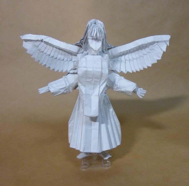 クリスマス 折り紙 クリスマス 折り紙 雪の結晶 : ... 折り紙の画像まとめ10選   nanapi