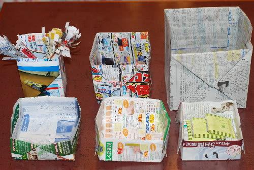 簡単 折り紙 折り紙 箱 チラシ : blog.goo.ne.jp