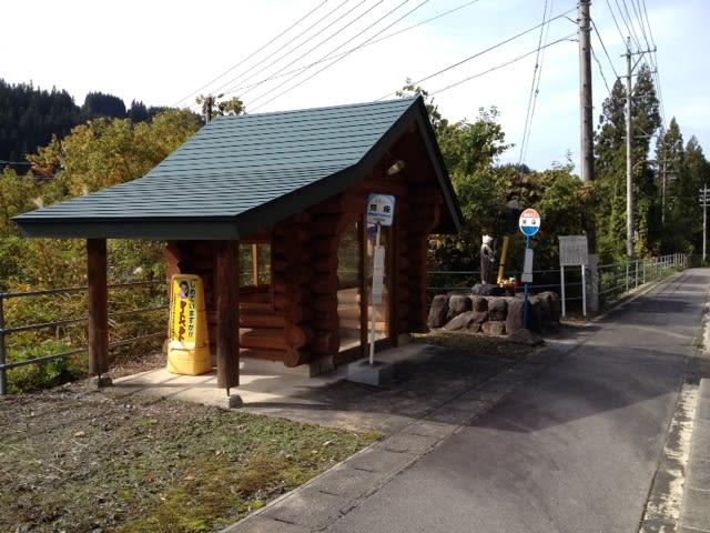 向かう途中、旧神岡鉄道の廃線 ...