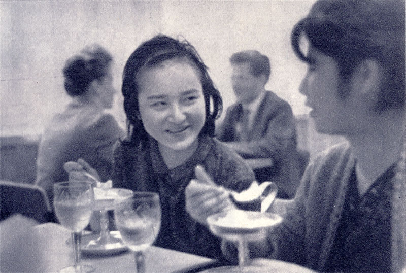 レニングラード音楽院で一緒に学んだ潮田益子と前橋汀子(1962年) - チュエボーなチューボーのクラシック中ブログ