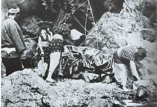 幻の民サンカ 其の13 三角寛とは其の5 写真の疑問 - アラ還のズボラ菜園日記