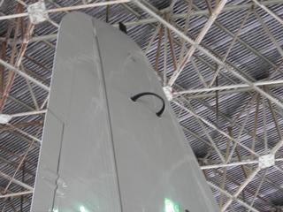 P-3Cの垂直尾翼にあるアンテナ?