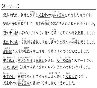 小6社会(歴史)のテスト教材 ... : 小学校4年生漢字テスト : 小学校