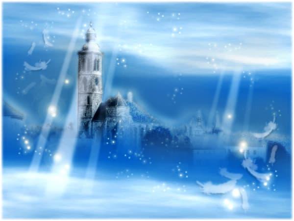 画像 : 天国の風景画像 - NAVER まとめ