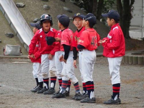 優勝がかかった試合の前に監督から頂いた言葉 | 少年野球の指導法〜ピッチング・バッティング練習法〜
