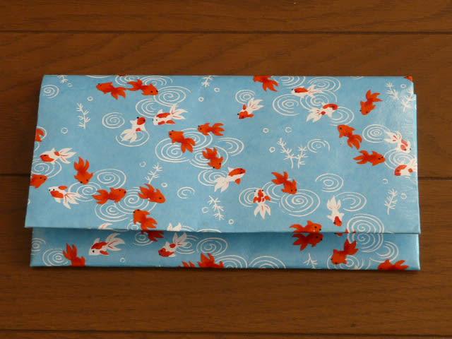ハート 折り紙 折り紙で作る財布 : blog.goo.ne.jp