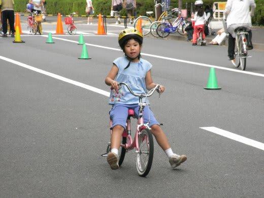 自転車の乗り方教室 - 色々 ...