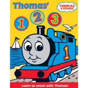 Thomas and Friends Counting Book : 簡単絵本 : すべての講義